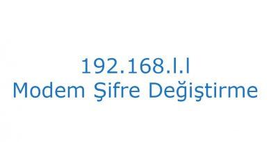 192.168.l.l modem tp link giriş zyxel login şifre değiştirme